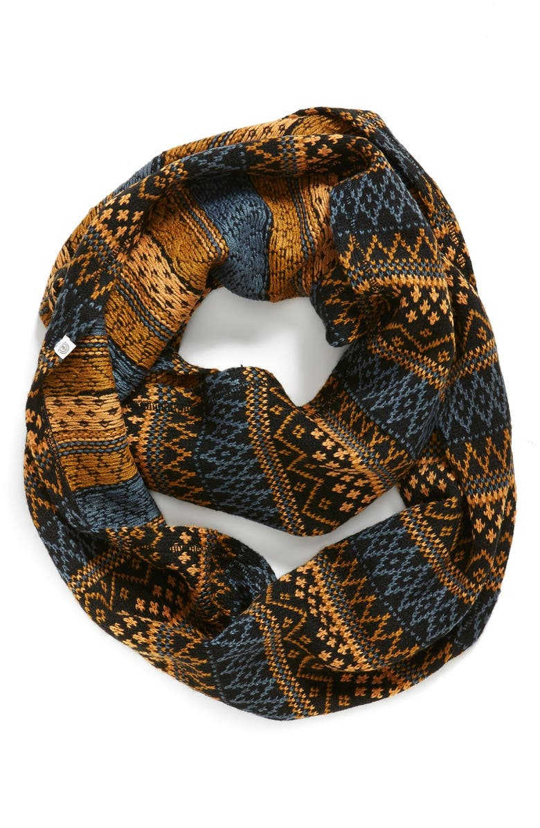 ELEMENT 'Laura' Infinity Scarf, Main, color, 001