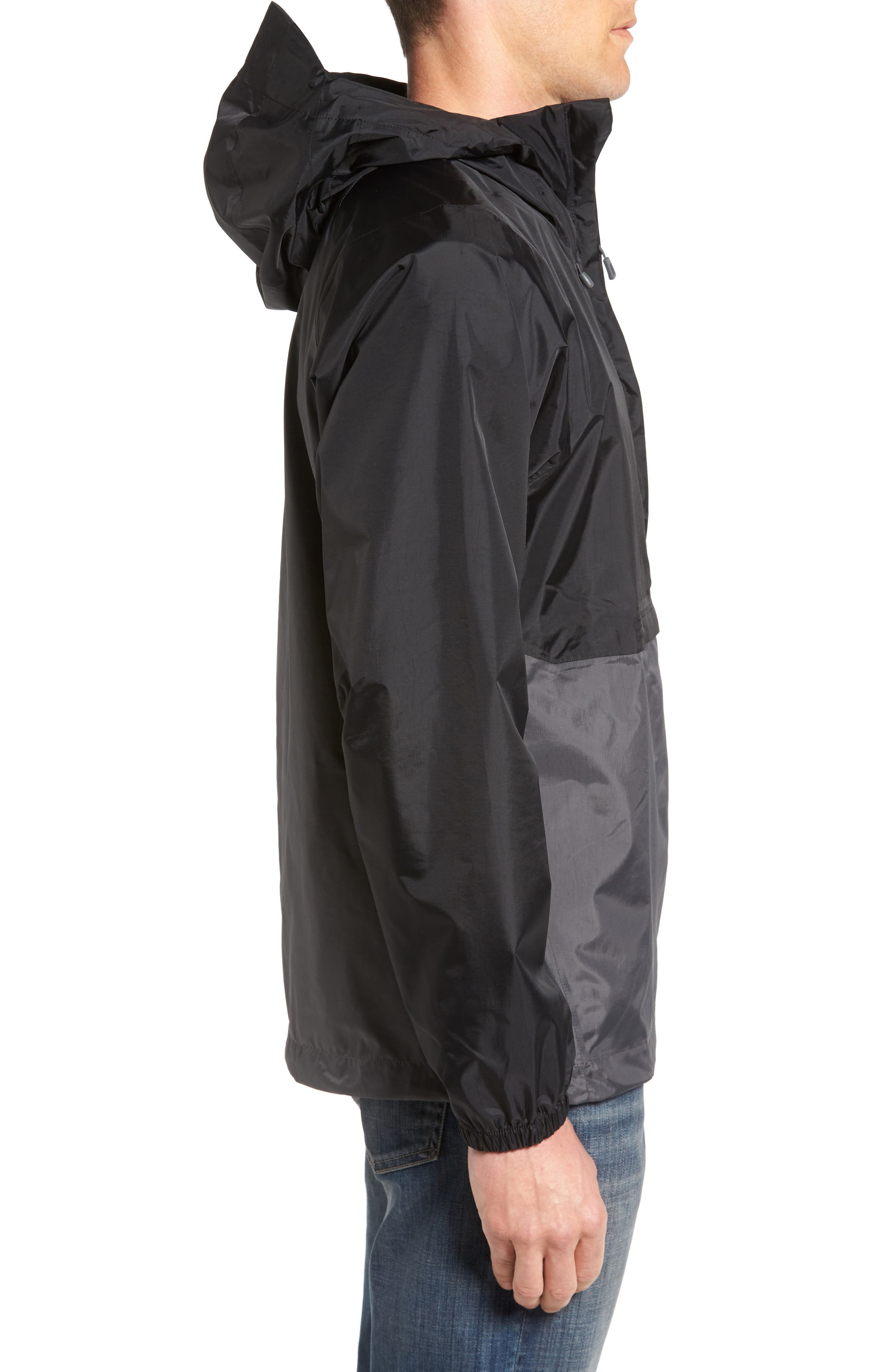 ,                             Torrentshell Packable Regular Fit Rain Jacket,                             Alternate thumbnail 53, color,                             001