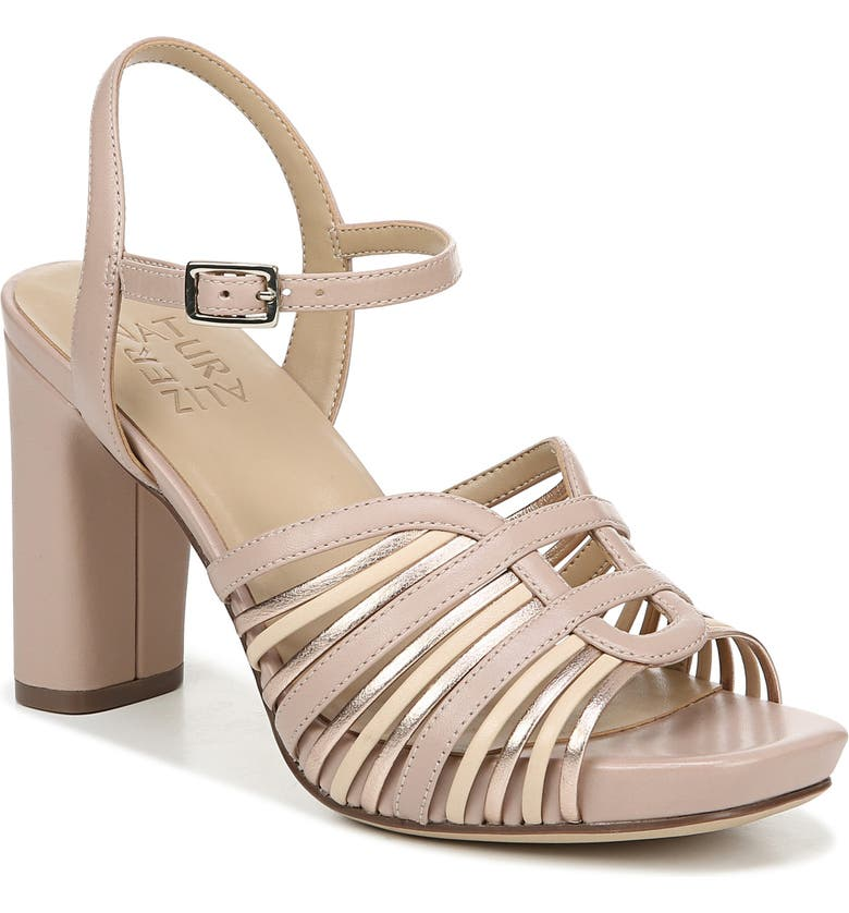 NATURALIZER Jules Sandal, Main, color, MAUVE LEATHER
