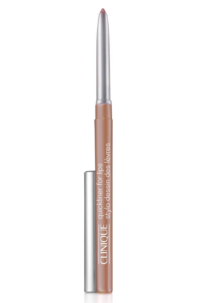 CLINIQUE Quickliner for Lips, Main, color, HONEYSTICK
