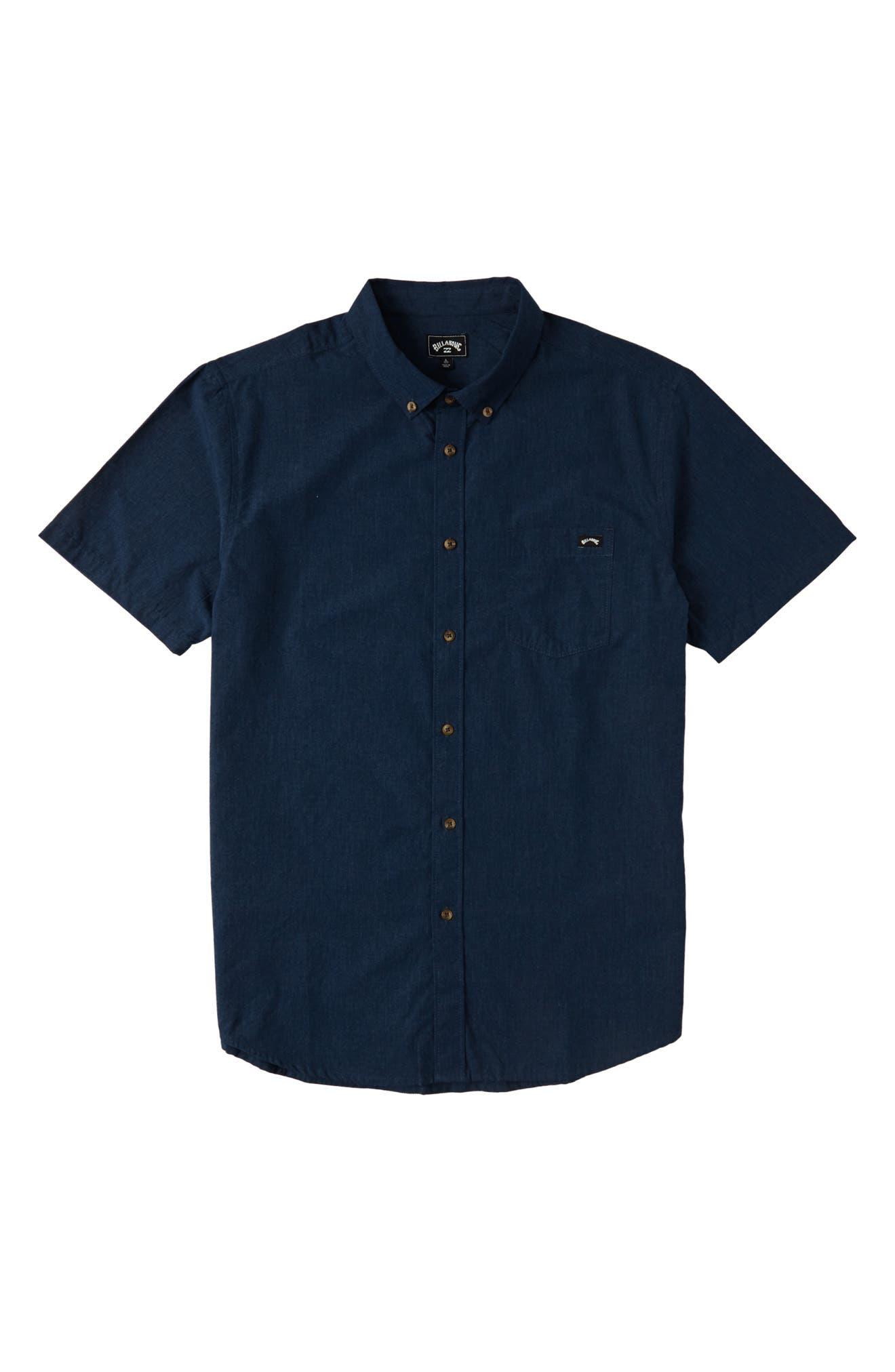 All Day Short Sleeve Button-Down Shirt
