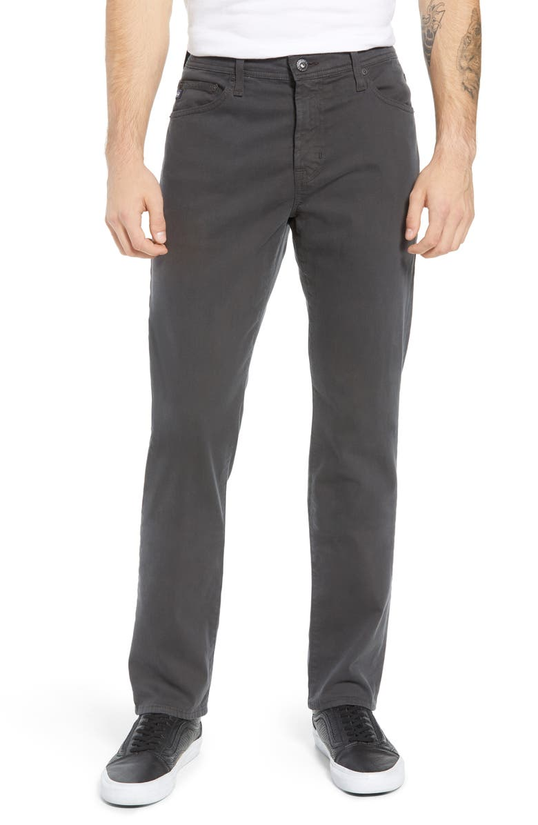 AG Everett SUD Slim Straight Fit Pants, Main, color, 034