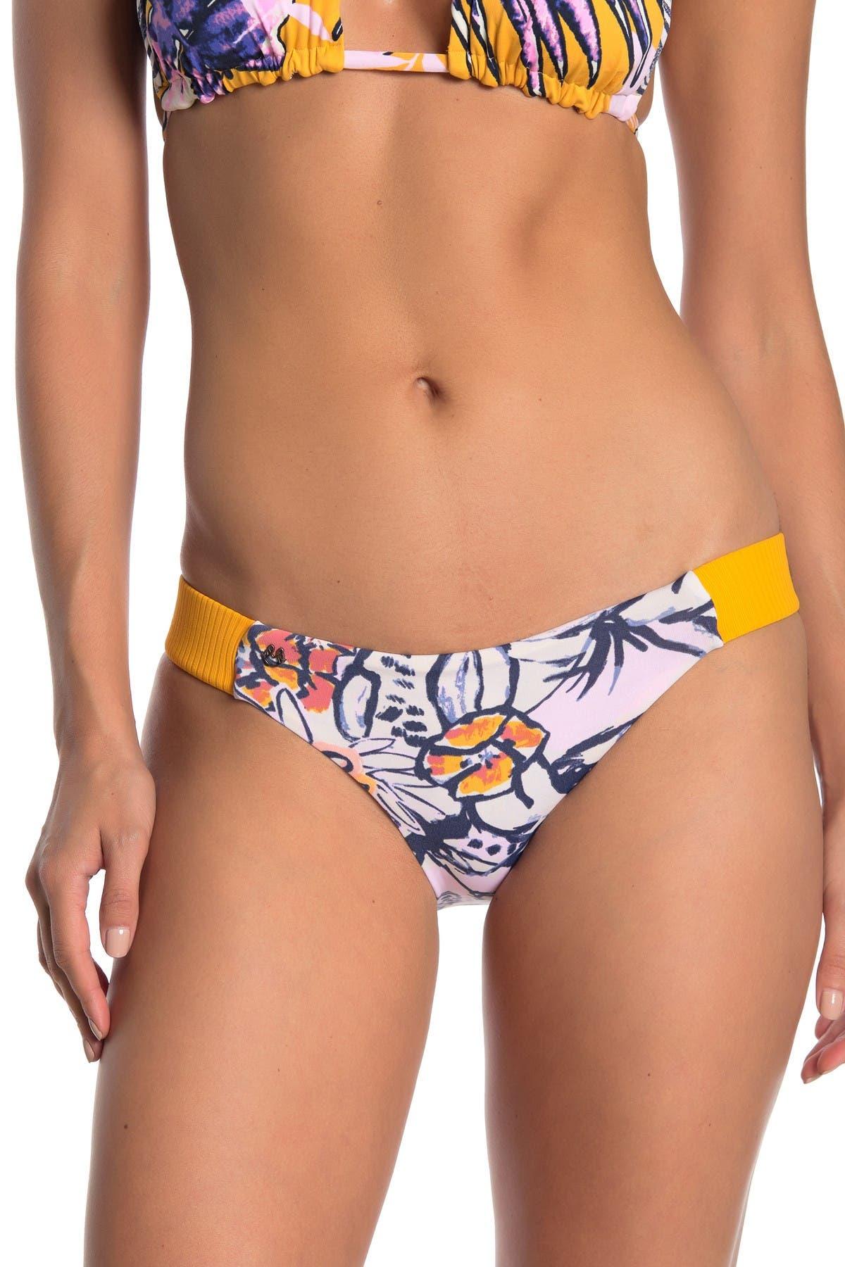 Image of Maaji Sun Bass Samba Reversible Bikini Bottoms