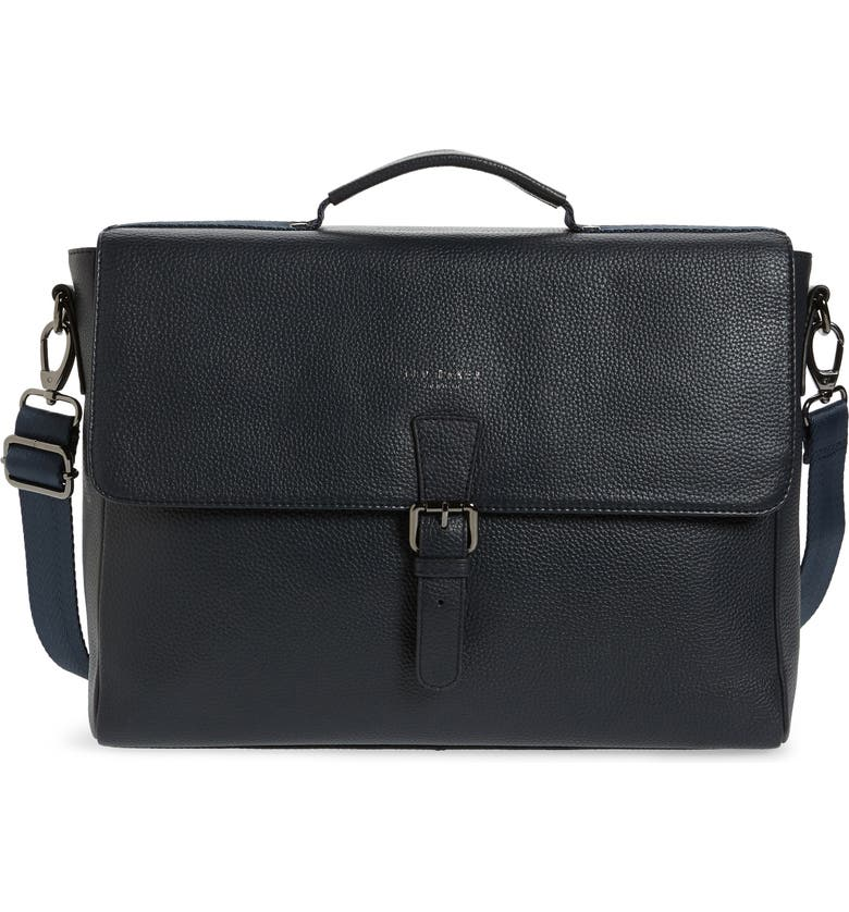 Ted Baker London Departs Leather Satchel