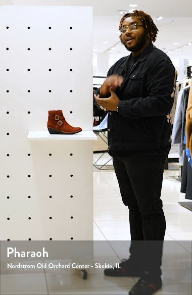 Perz Wedge Bootie, sales video thumbnail