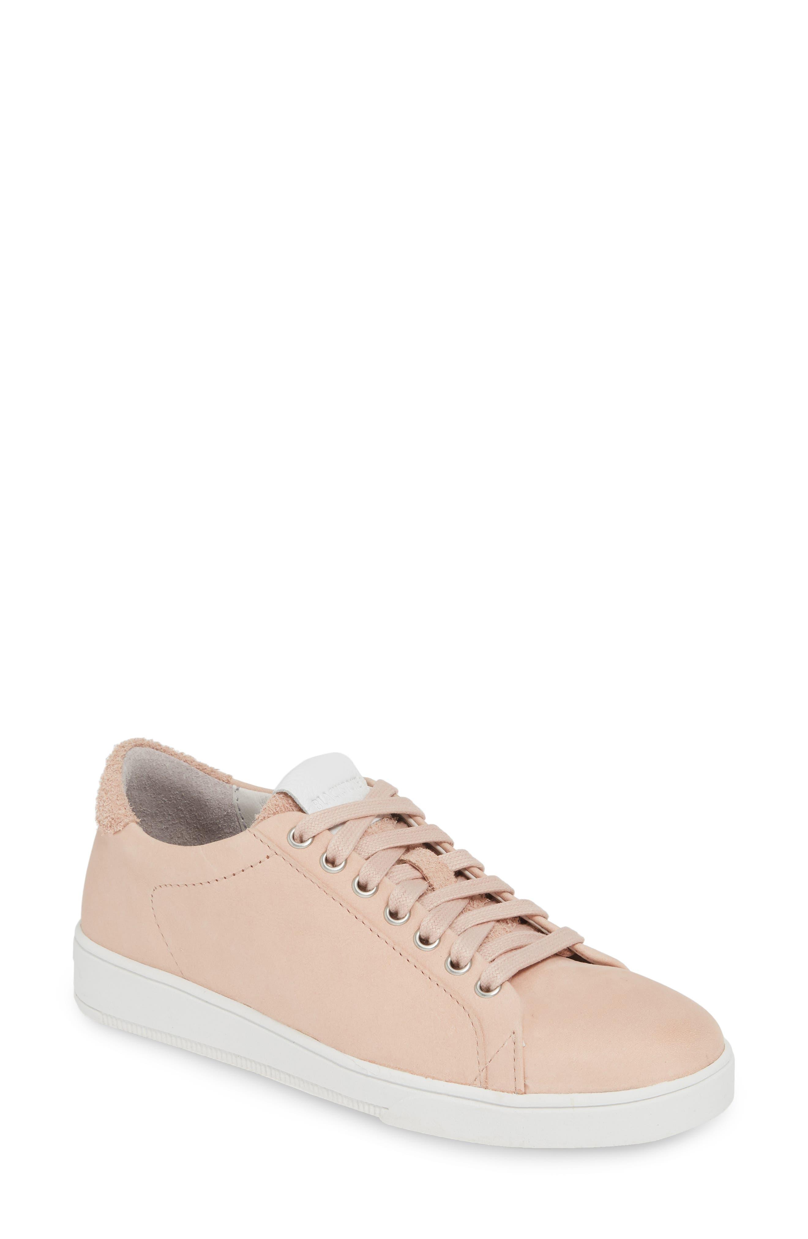 Blackstone Rl85 Low Top Sneaker, Pink