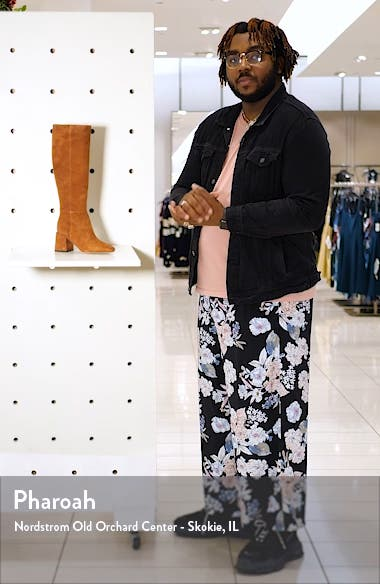 Davis Knee High Boot, sales video thumbnail