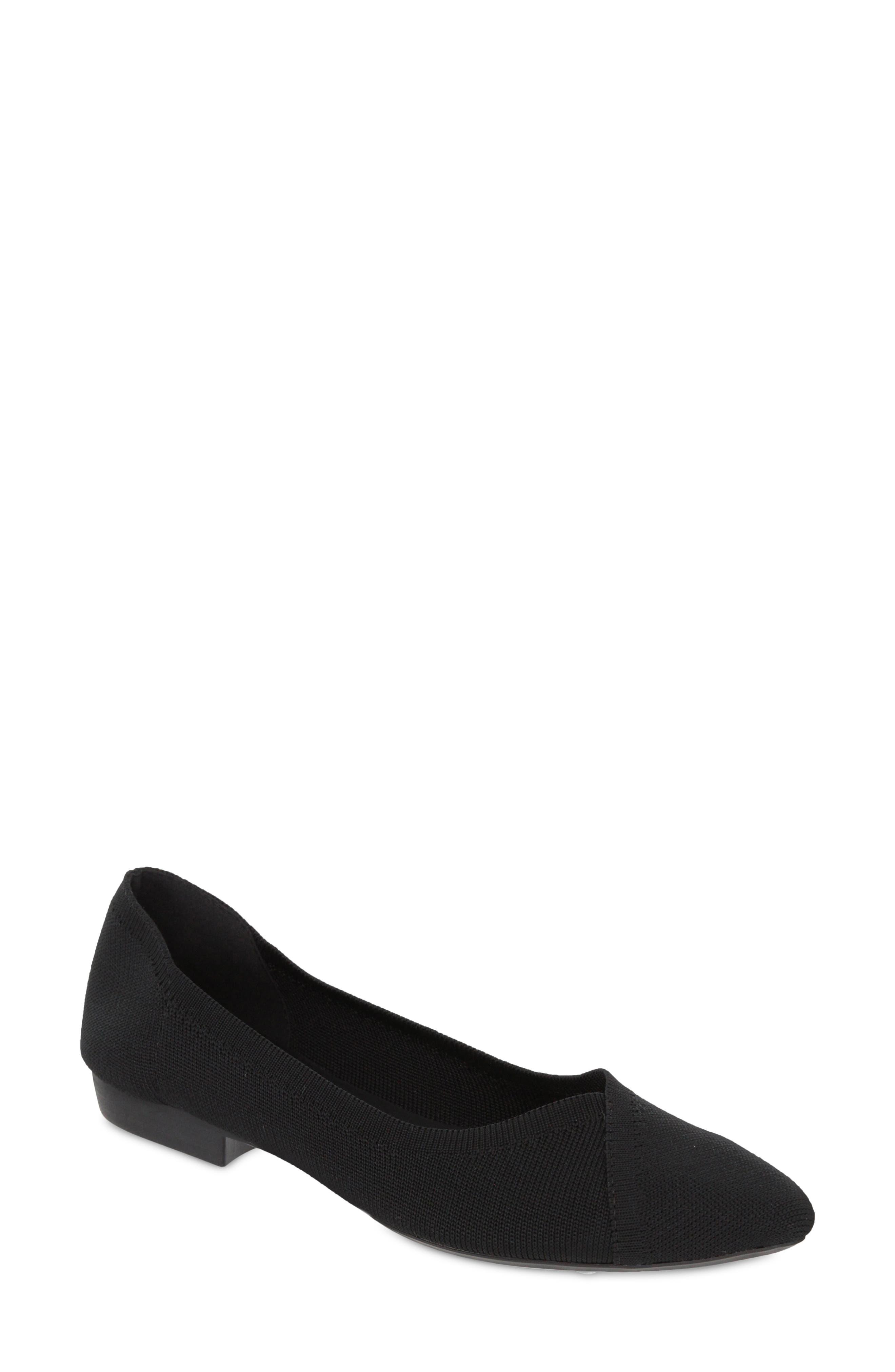 Jennette Pointed Toe Flat
