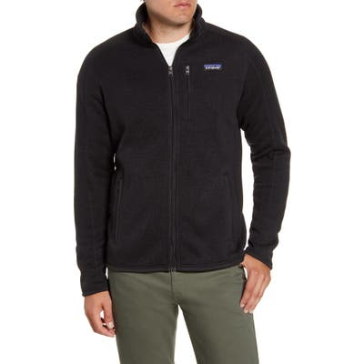 Patagonia Better Sweater Zip Jacket, Black
