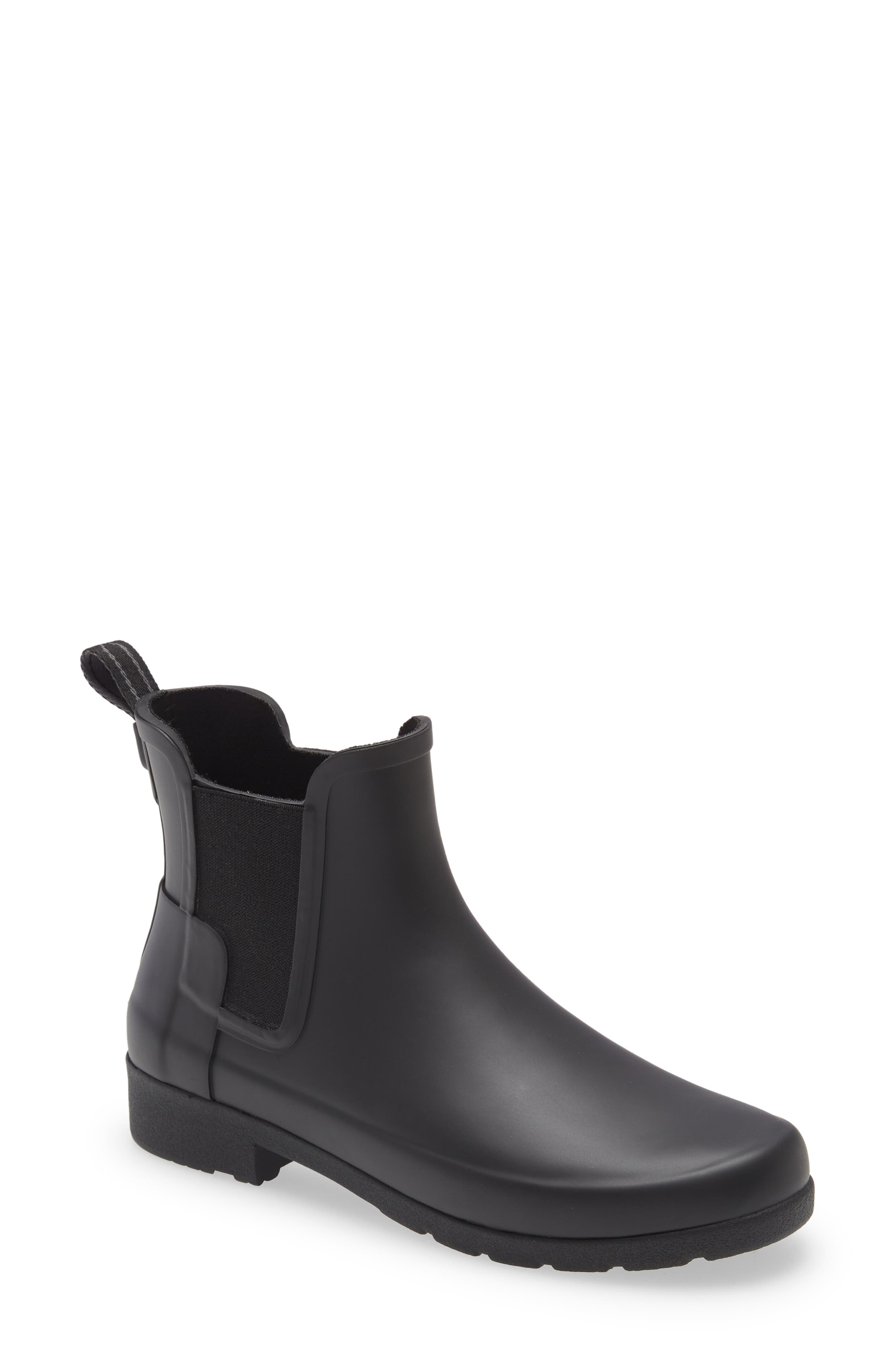 Refined Waterproof Chelsea Boot