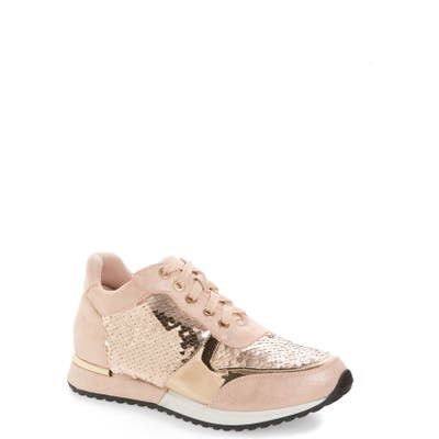 Lauren Lorraine Axel Embellished Sneaker