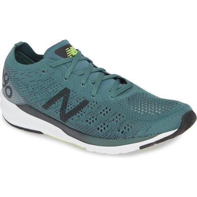 New Balance 890V7 Running Shoe, Green