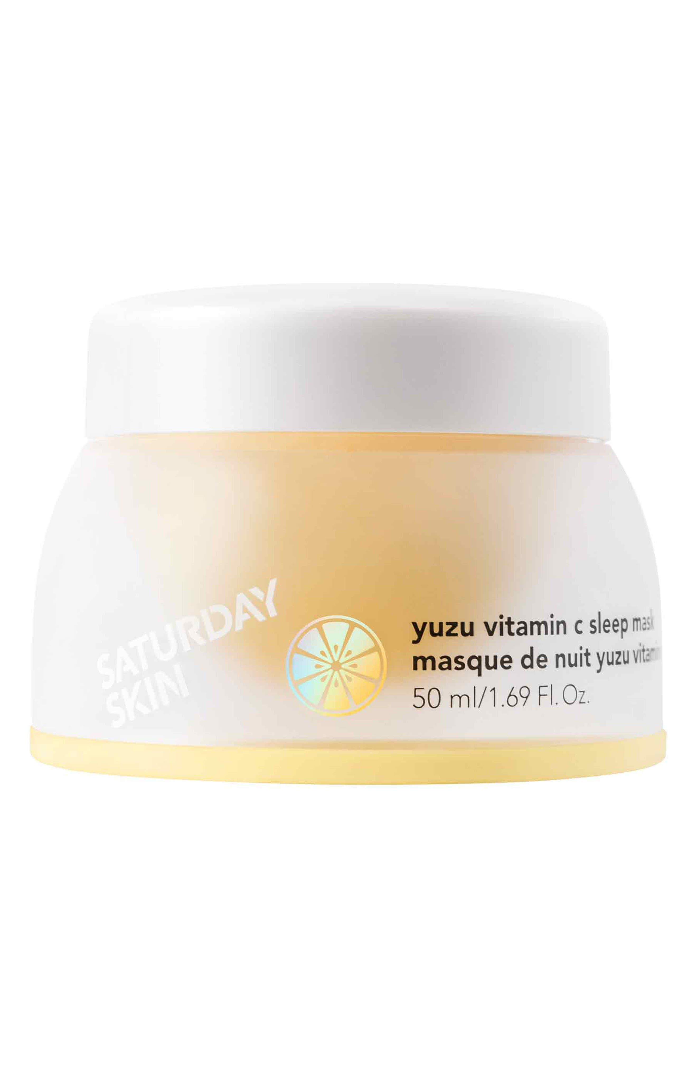 Yuzu Vitamin C Sleep Mask | Nordstrom