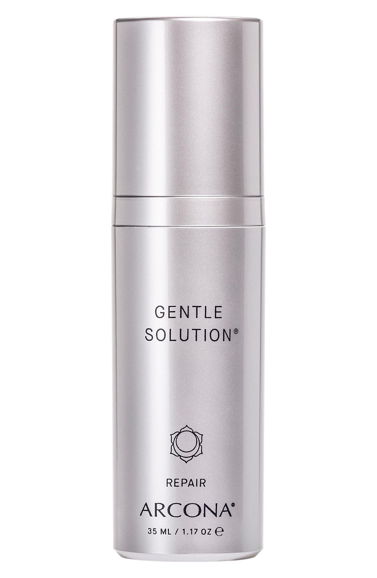 Gentle Solution Facial Exfoliating Serum