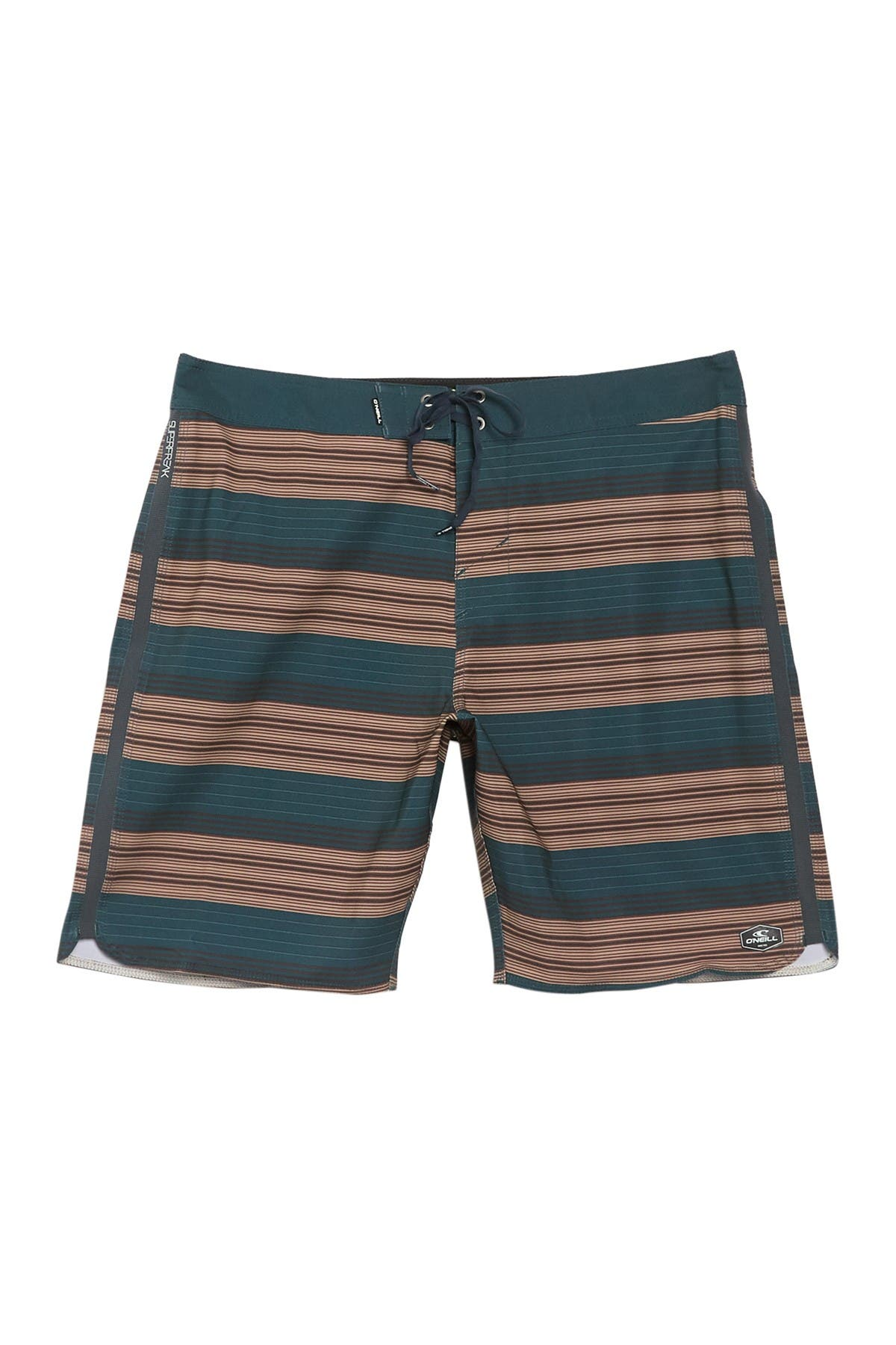 O'Neill Superfreak Stripe Board Shorts
