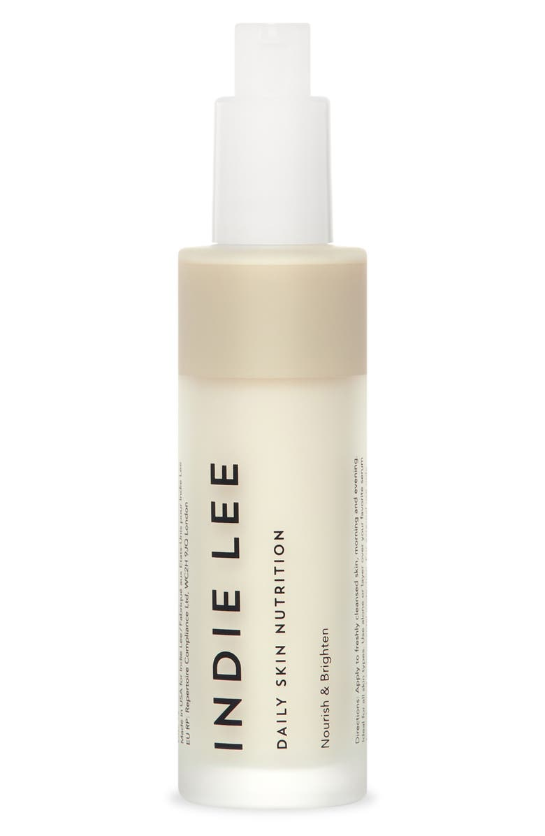 INDIE LEE Daily Skin Nutrition Moisturizer, Main, color, NO COLOR