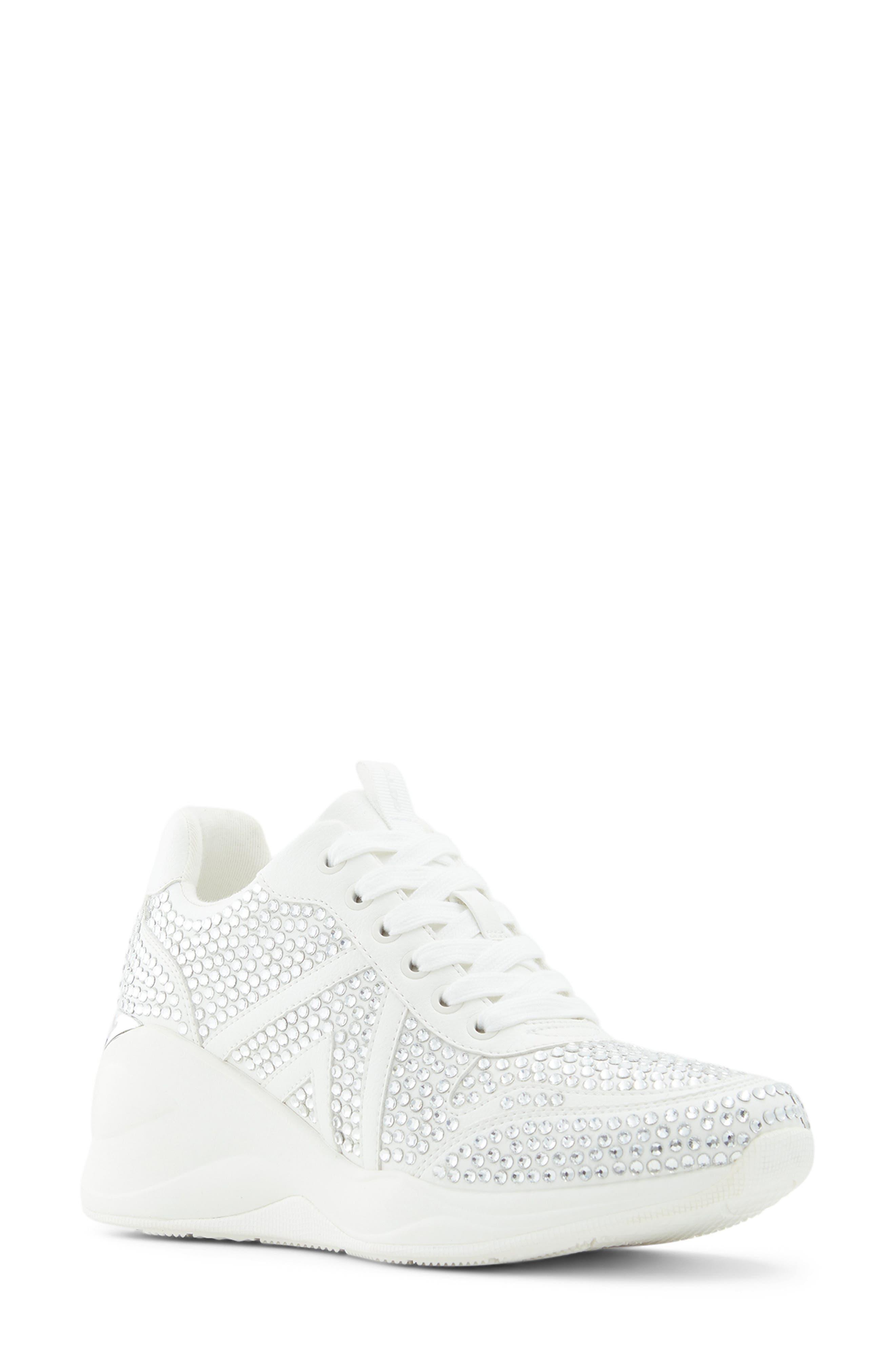 Glow Wedge Sneaker