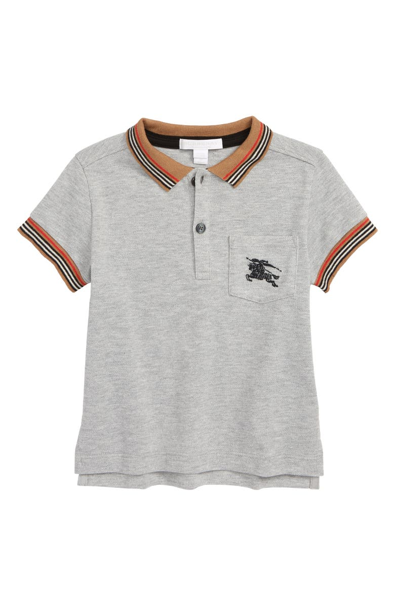 BURBERRY Noel Polo, Main, color, 020