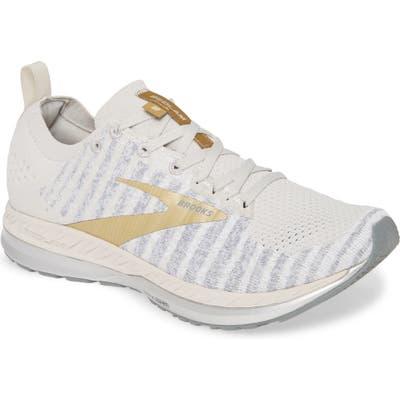 Brooks Bedlam 2 Running Shoe, White