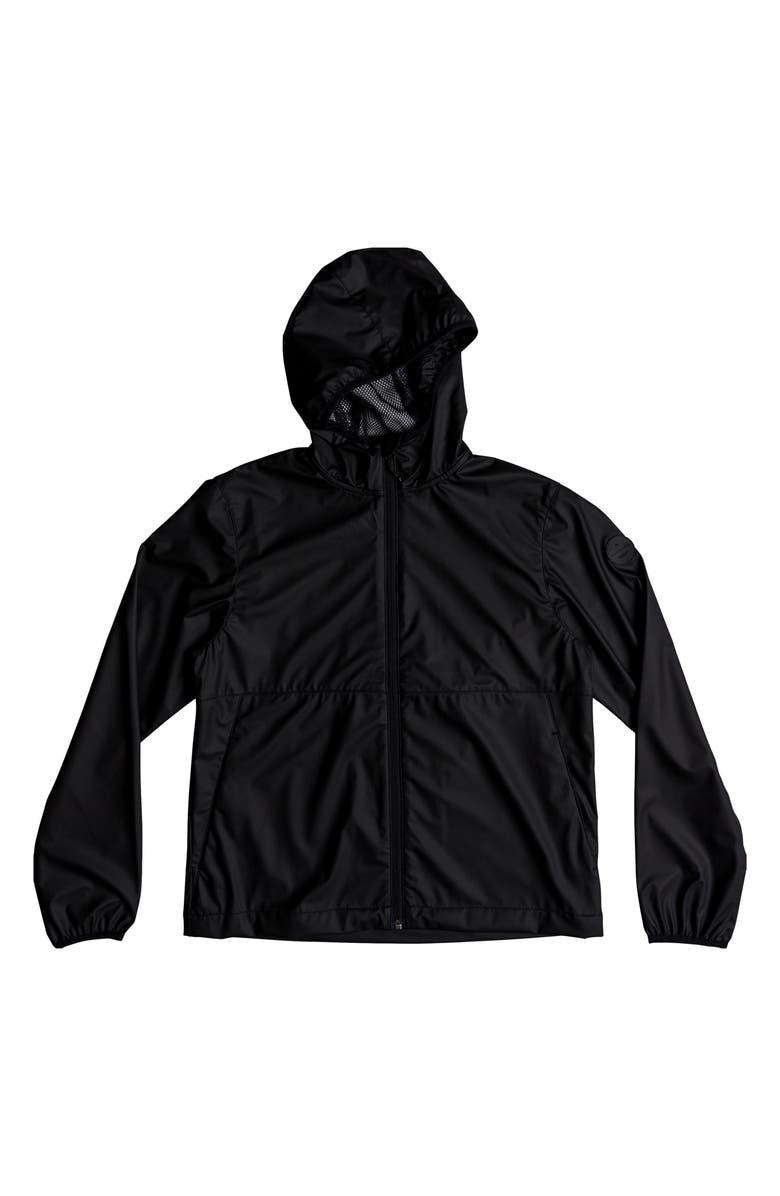 c1f401403b Quiksilver Kamakura Rains Hooded Rain Jacket (Big Boys) | Nordstrom