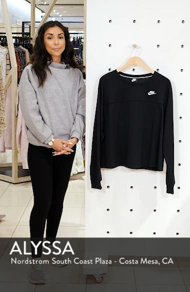 Sportswear Crewneck Sweatshirt, sales video thumbnail