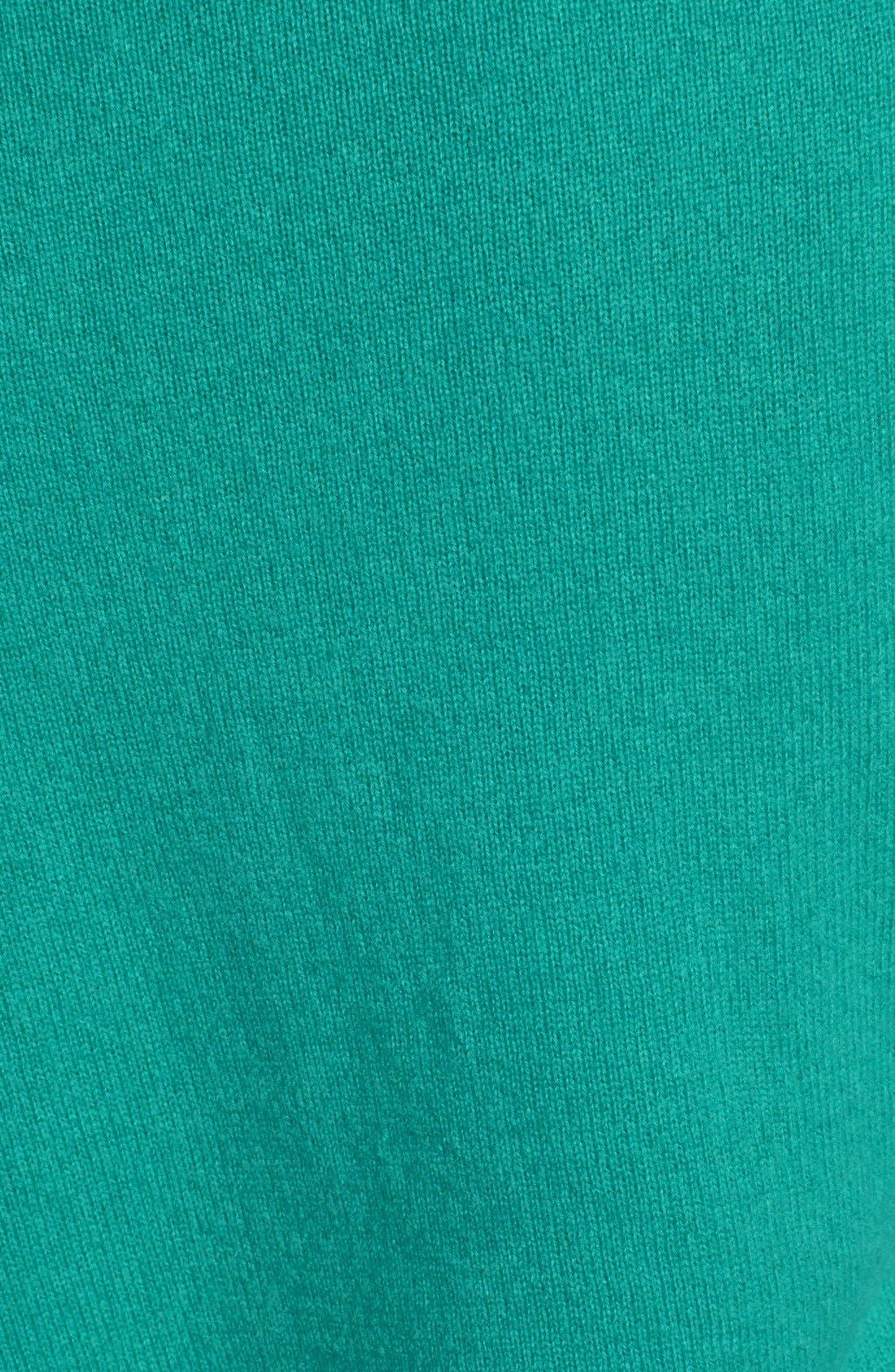 ,                             Cashmere V-Neck Sweater,                             Alternate thumbnail 46, color,                             440