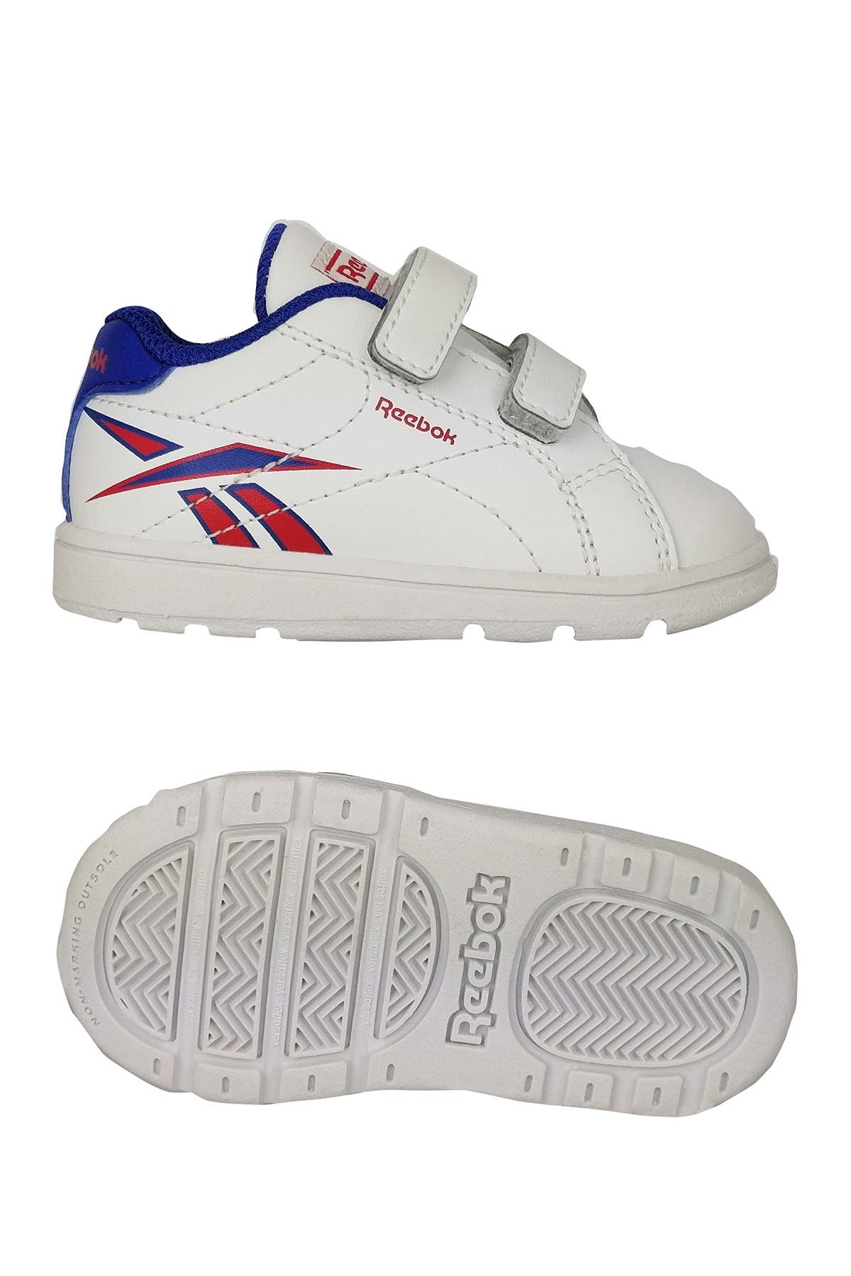 Image of Reebok Royal Double Strap Complete Clean Sneaker