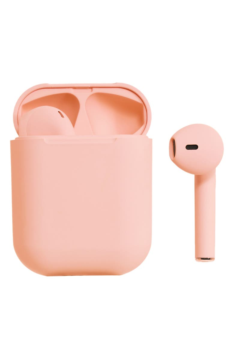 ISCREAM Silicone Earbuds with Case, Main, color, 650