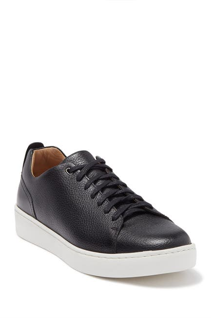 Image of Donald Pliner Alan Leather Sneaker