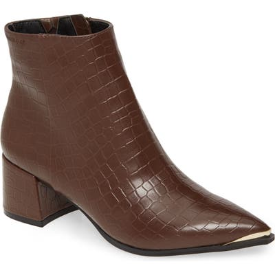 Kenneth Cole New York Roanne Bootie, Brown