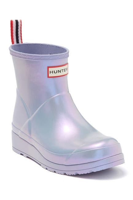 Image of Hunter Original Short Nebula Play Rain Boot