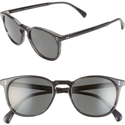 Oliver Peoples Finley Esq 51Mm Polarized Sunglasses -
