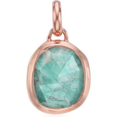 Monica Vinader Siren Semiprecious Stone Pendant Charm