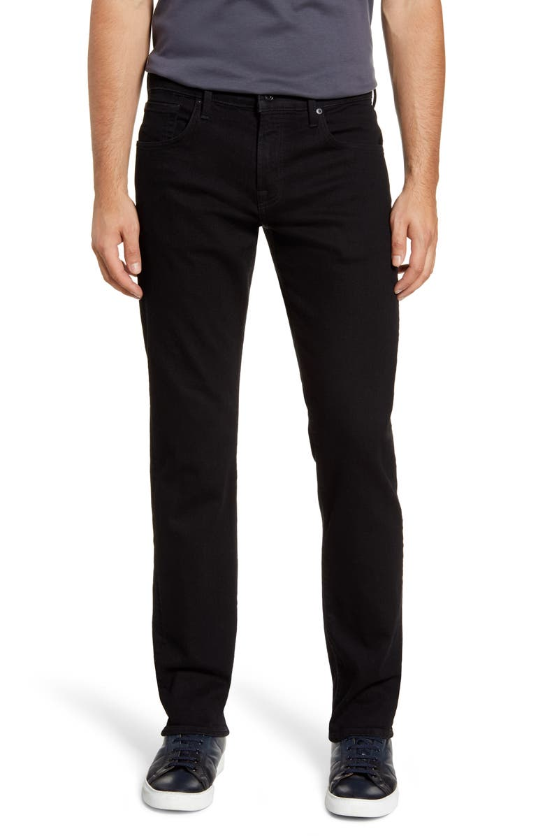7 FOR ALL MANKIND<SUP>®</SUP> The Straight Slim Straight Leg Jeans, Main, color, RESERVOIR