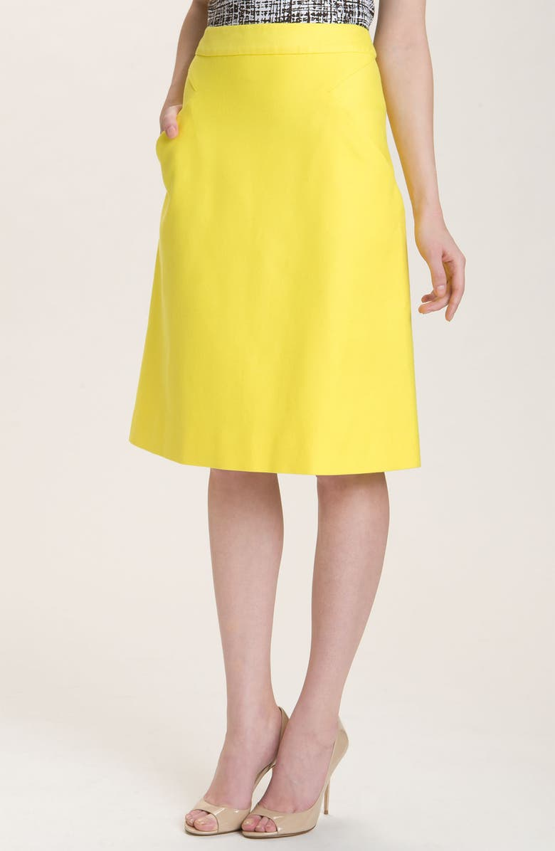 KATE SPADE NEW YORK 'jill' skirt, Main, color, 796