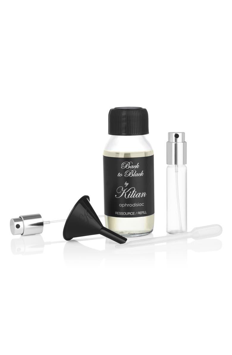 KILIAN LOeuvre Noire - Back to Black, aphrodisiac Refill Set, Main, color, NO COLOR