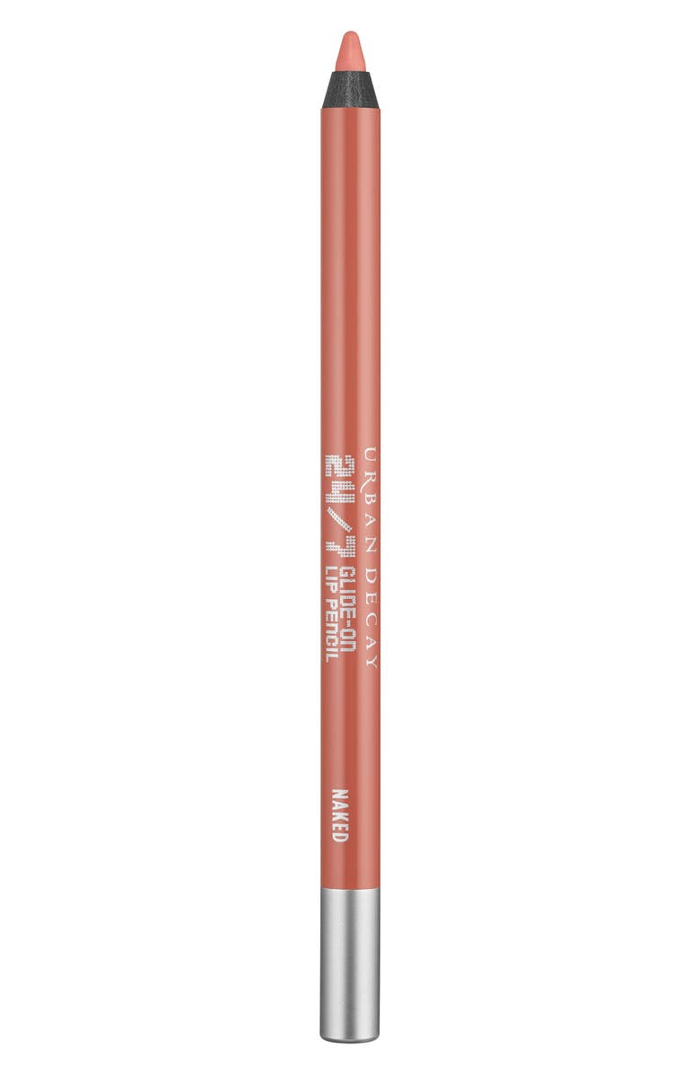 URBAN DECAY 24/7 Glide-On Lip Pencil, Main, color, NAKED