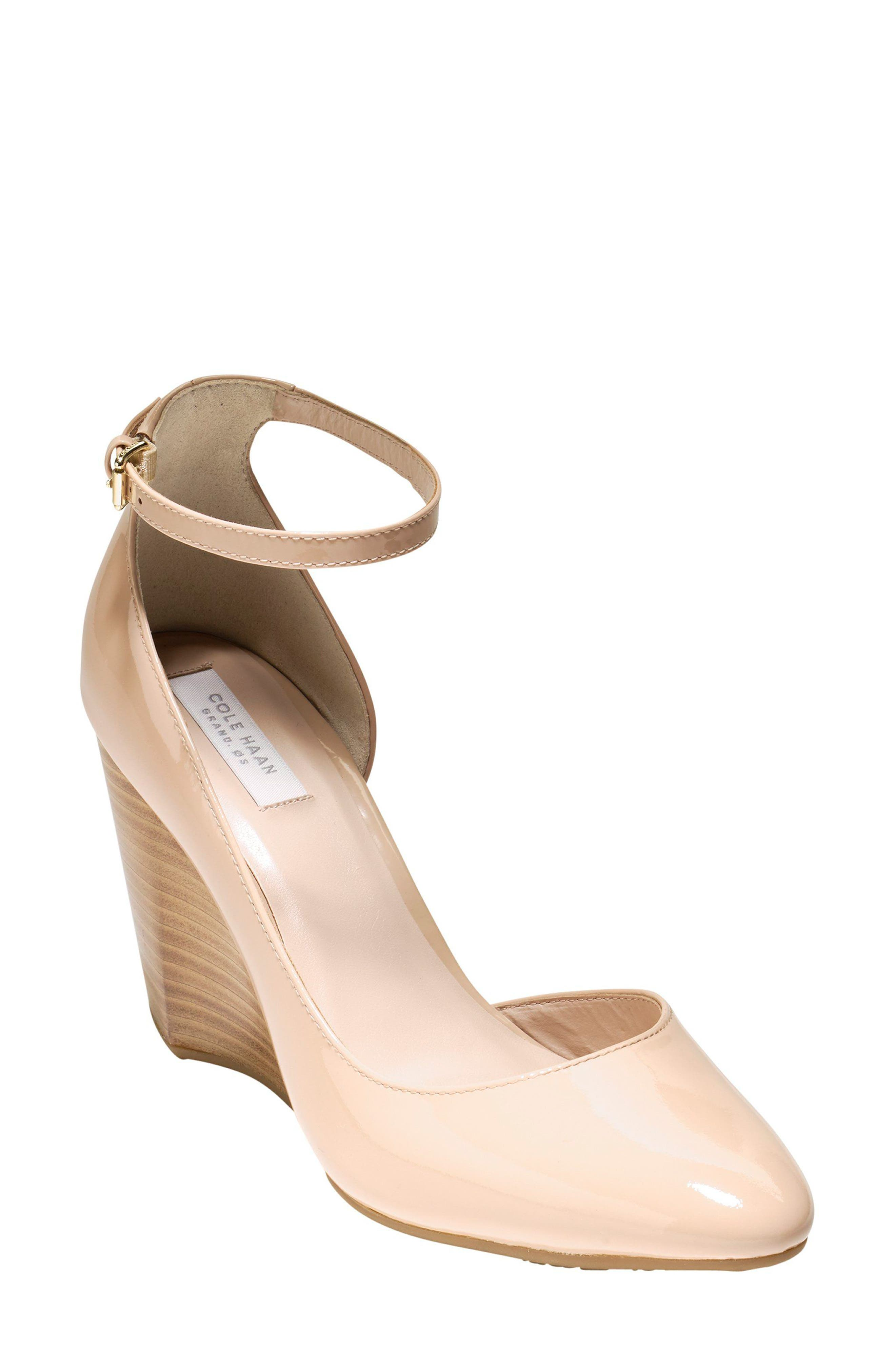 Image of Cole Haan Lacey Wedge Pump