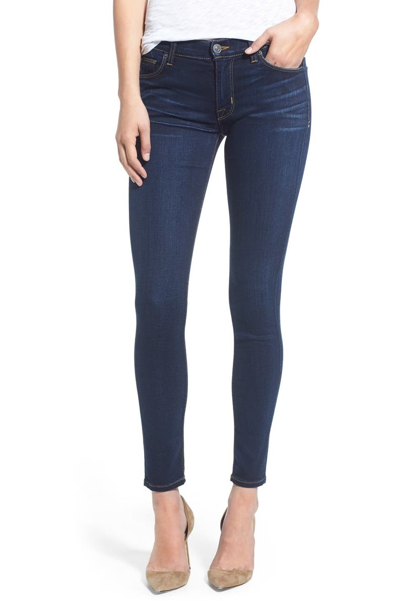 HUDSON JEANS Nico Skinny Jeans, Main, color, 403