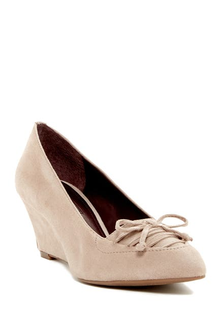 Image of BCBGeneration Aleyna Wedge Pump