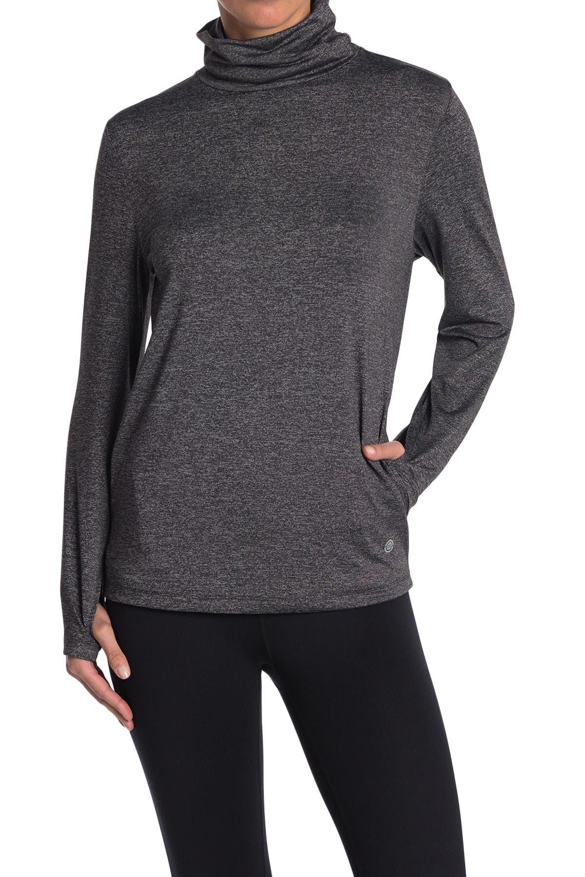 Image of Max Studio Comfort Pullover Turtleneck Sweater