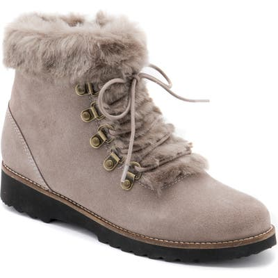 Blondo Rachael Waterproof Bootie, Grey