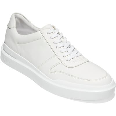 Cole Haan Grandpro Rally Court Sneaker, White