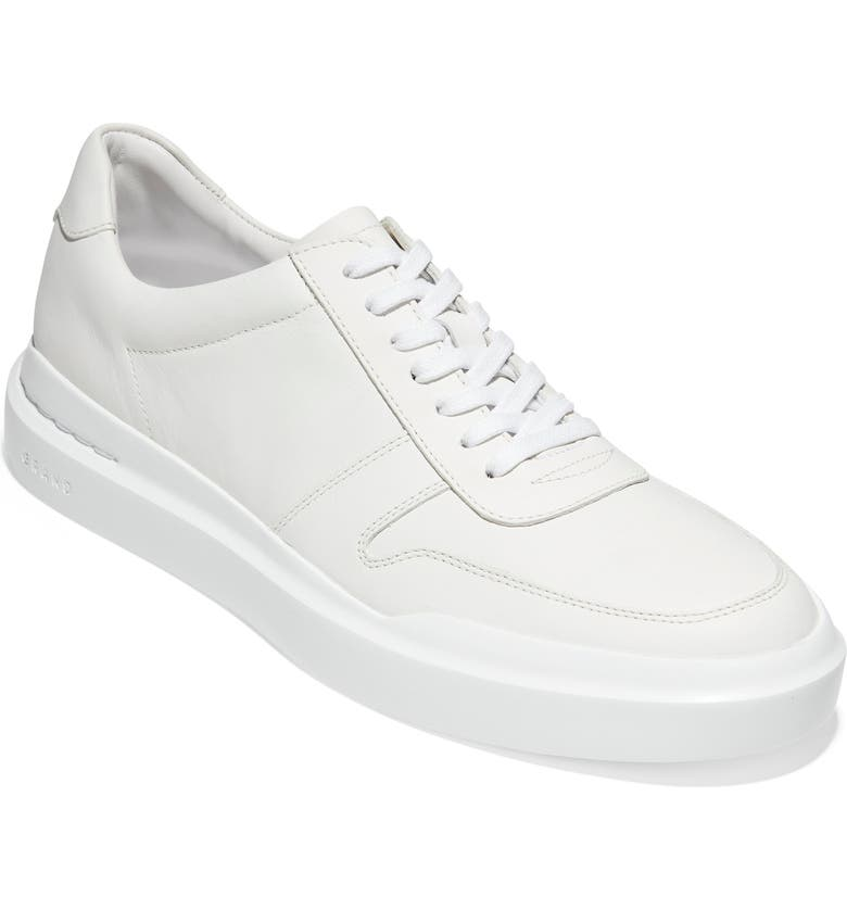 COLE HAAN GrandPro Rally Court Sneaker, Main, color, OPTIC WHITE / OPTIC WHITE