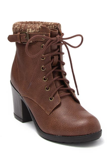 Image of MIA Ruby Lace-Up Boot