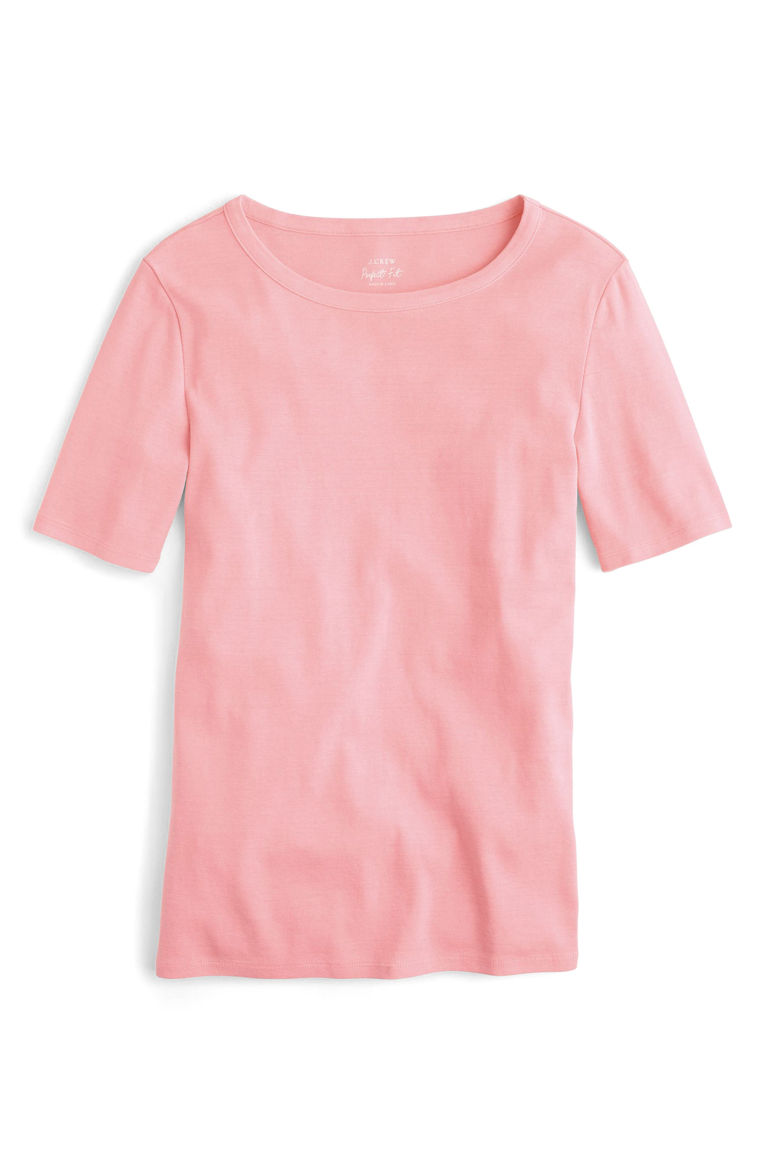,                             New Perfect Fit Tee,                             Main thumbnail 51, color,                             651