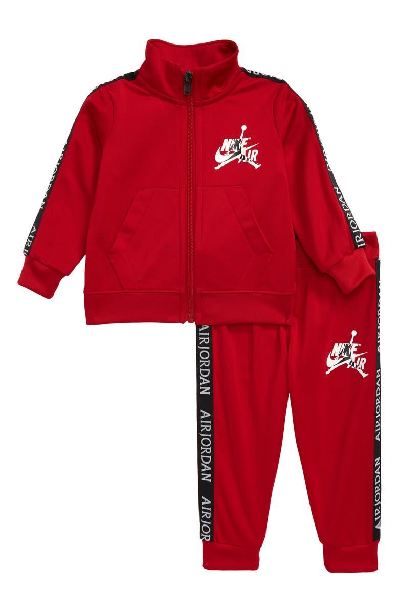 NIKE Jordan Tricot Track Jacket & Pants Set, Main, color, 608