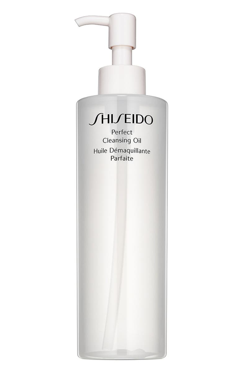 SHISEIDO Perfect Cleansing Oil, Main, color, NO COLOR