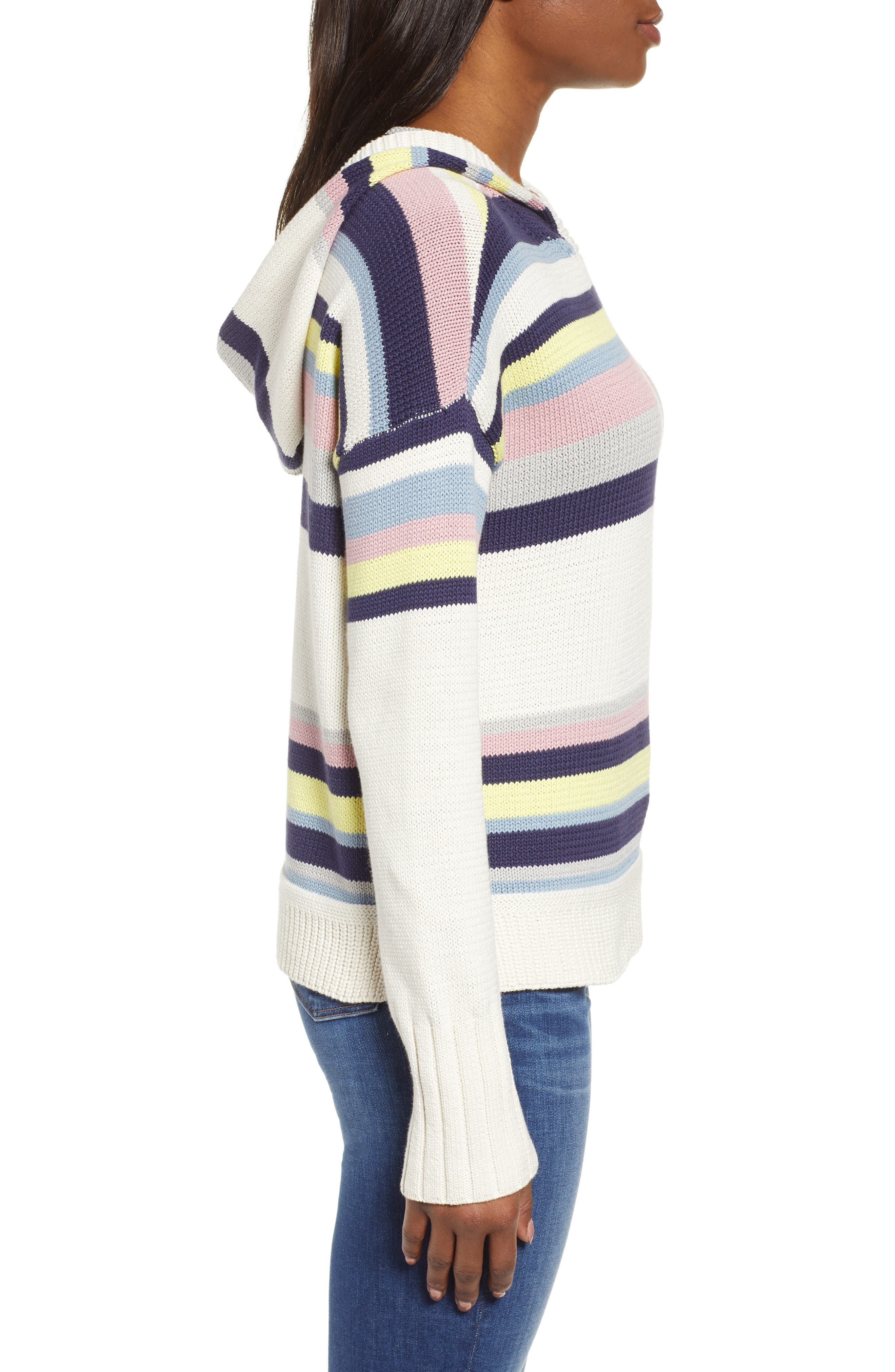 ,                             Off-Duty Hooded Sweater,                             Alternate thumbnail 9, color,                             101