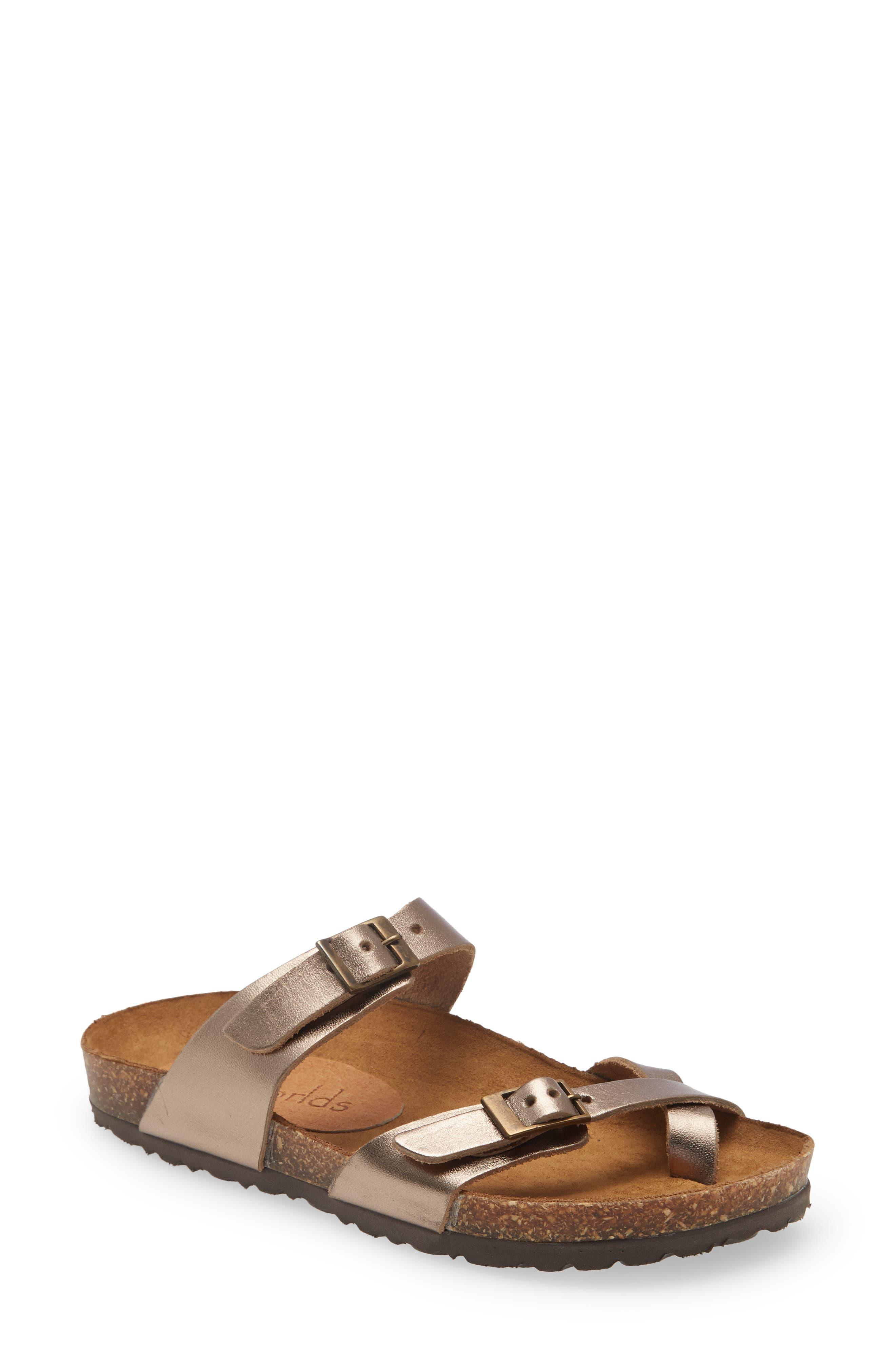 Miraya Slide Sandal